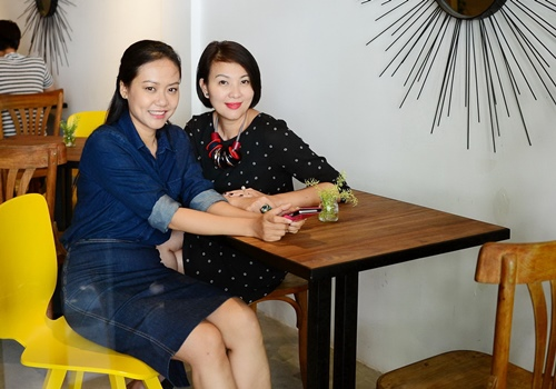 trinh kim chi van thon gon du 'bung bau' 7 thang - 15