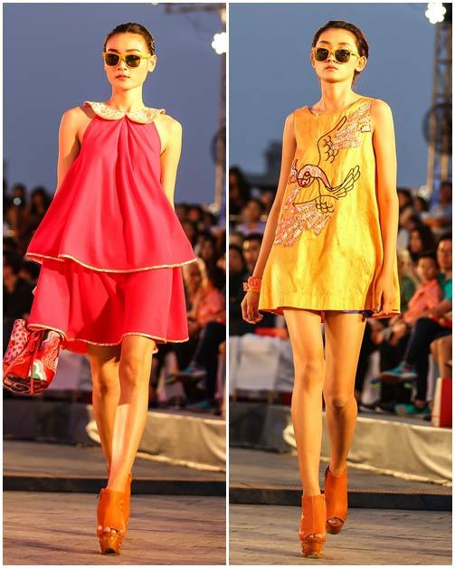 ngo thanh van, diem huong lam vedette tai dep fashion runway 4 - 13