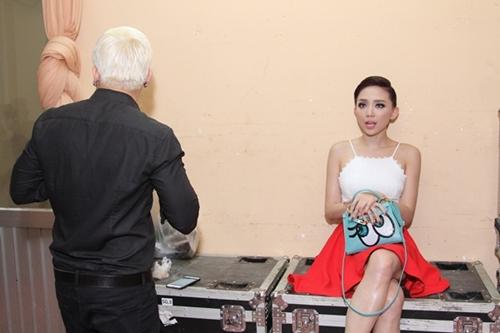 me giang hong ngoc thap tung con gai du thi the remix - 6