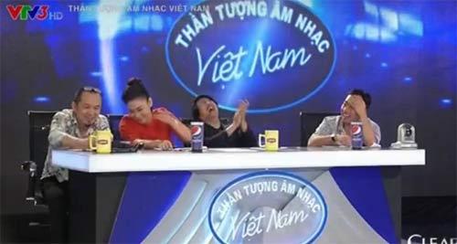 """""""thanh ban chai"""" bi loai tai vong thu giong vietnam idol - 2"""