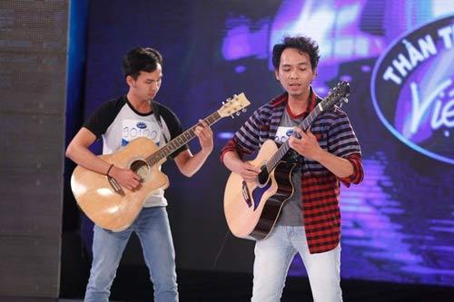 """""""thanh ban chai"""" bi loai tai vong thu giong vietnam idol - 3"""