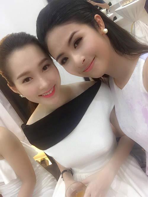 """ha ho cung subeo """"khoe dang"""" trong be boi tai gia - 15"""