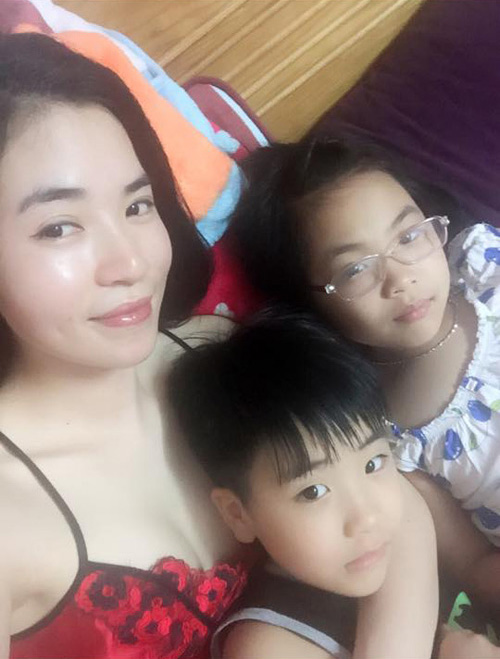 ba me don than xinh dep hoc het lop 10 van kiem ngan do/thang - 9