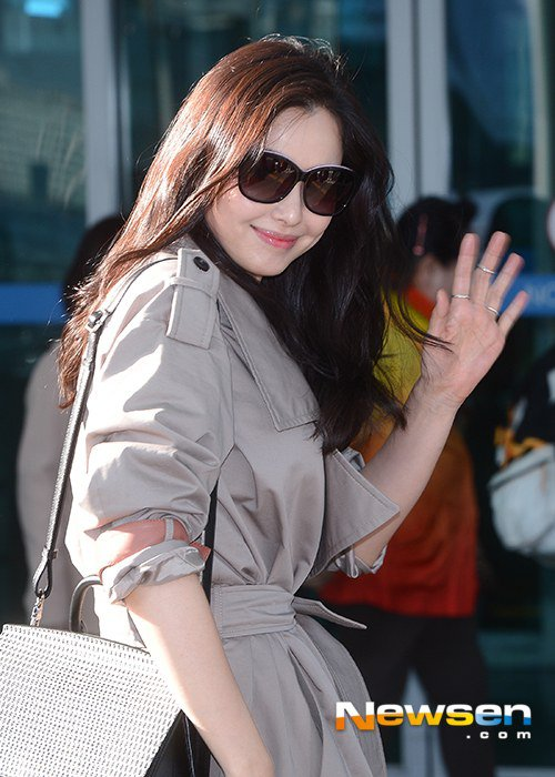 ha ji won lan dau khoe chị gái truoc gioi truyen thong - 11