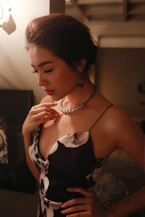 """chan dai"" le hang dep quy phai, day me dam - 12"