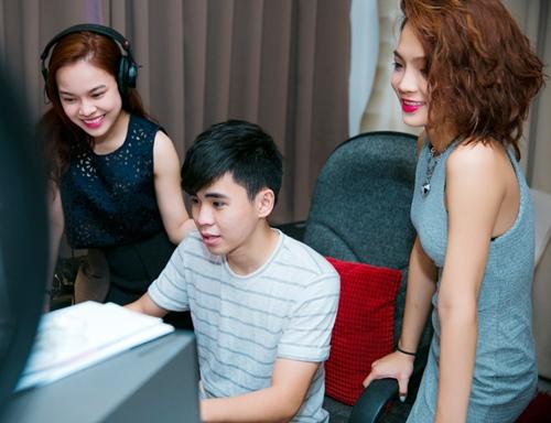 giang hong ngoc thuc trang dem de chuan bi cho the remix - 1