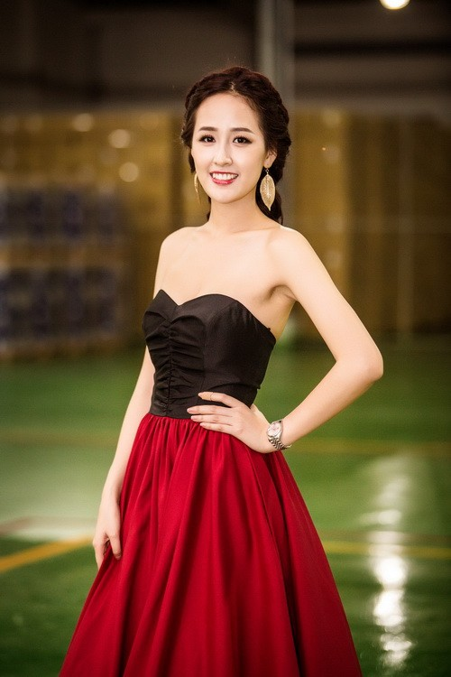 "mai phuong thuy dep rang ro, thao trang ""khoe than"" kin dao - 6"
