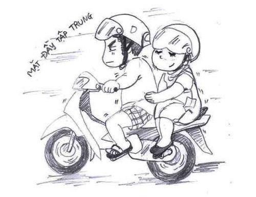 'nhat ky mang thai' bang tranh hom hinh cua me meo (p.2) - 2