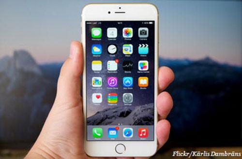 tong hop tin don ve iphone 7 - 9