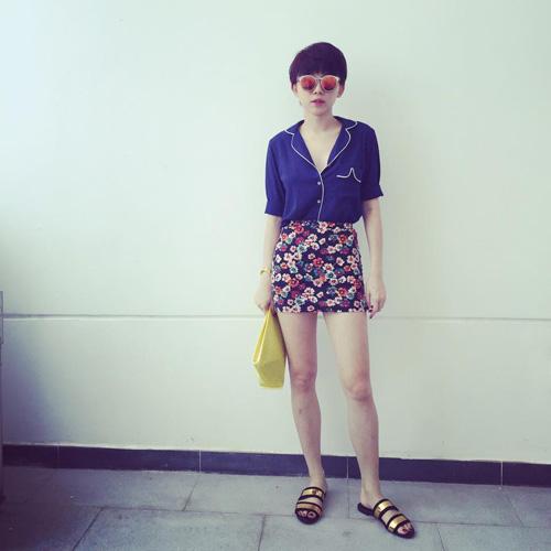 tuan qua: sao viet chon do suong thoat nong dau he - 12