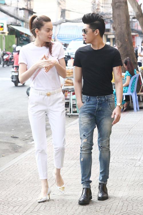 tuan qua: sao viet chon do suong thoat nong dau he - 9