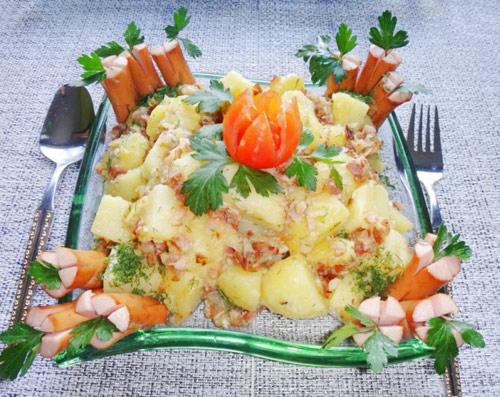 salad khoai tay tuoi ngon, hap dan - 8