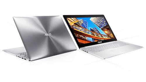 asus zenbook pro man hinh 4k, doi thu cua macbook pro - 1