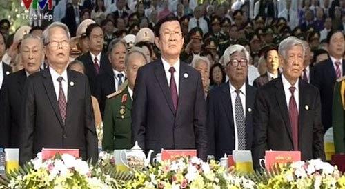 hao hung le dieu binh, dieu hanh mung dai le 30/4 - 8
