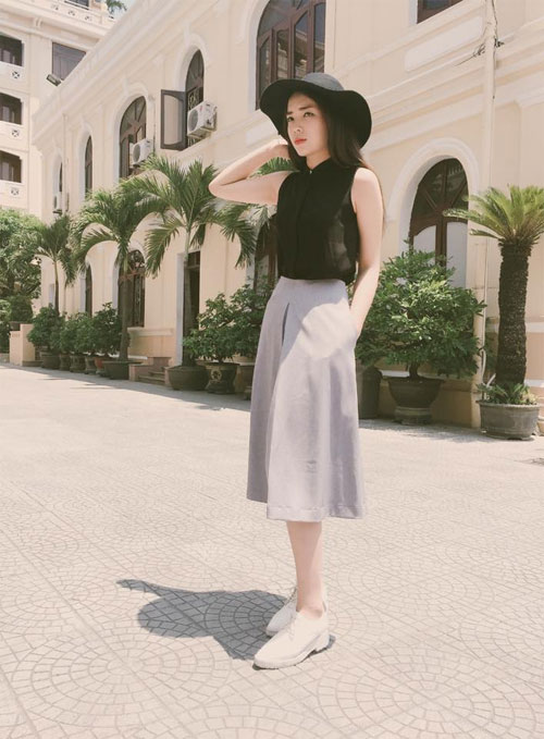 "jennifer pham hanh phuc duoc chong dua di ""giai ngo"" - 9"