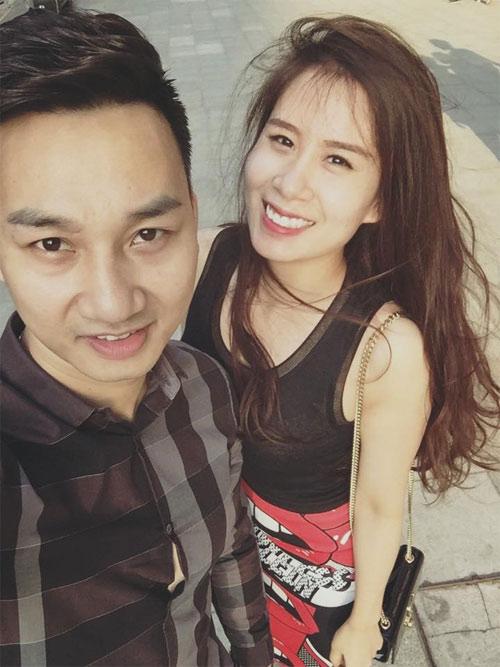 "jennifer pham hanh phuc duoc chong dua di ""giai ngo"" - 4"