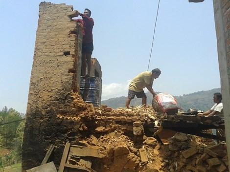 o noi nhieu nguoi chet nhat nepal - 12
