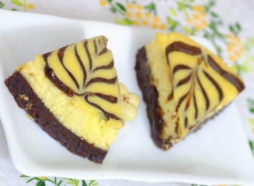 banh cheese cake brownie thom ngon - 13
