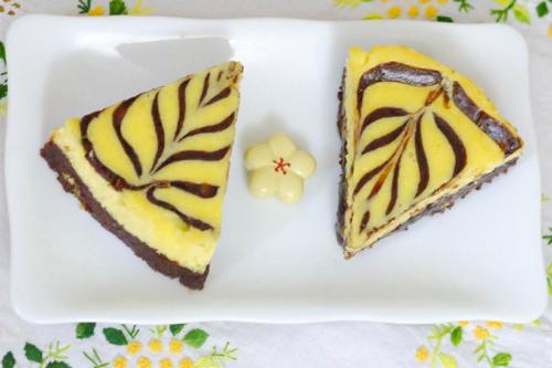 banh cheese cake brownie thom ngon - 12