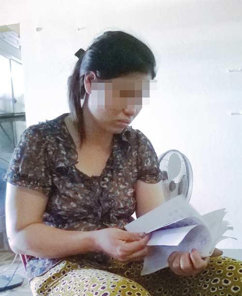 "hon nhan ""dia nguc"" cua co gai tre lay chong vu phu - 1"