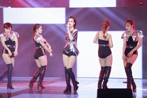 dong nhi len ngoi quan quan the remix 2015 - 10