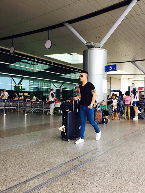 tien dung - hai bang cham mat tai san bay - 1