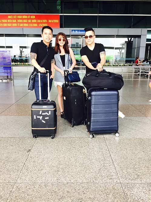 tien dung - hai bang cham mat tai san bay - 5