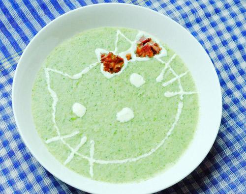 sup bong cai xanh hinh meo kitty cho be dip 1/6 - 10