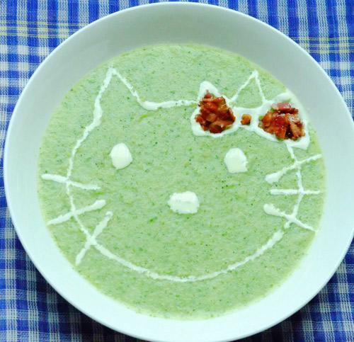 sup bong cai xanh hinh meo kitty cho be dip 1/6 - 12
