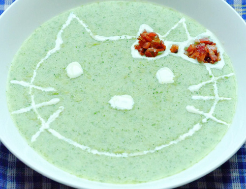 sup bong cai xanh hinh meo kitty cho be dip 1/6 - 13