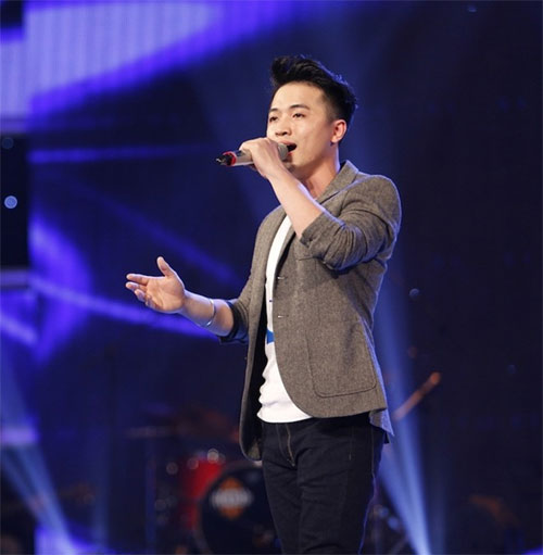 my nhan dau troc bi loai khoi top 10 vietnam idol - 10