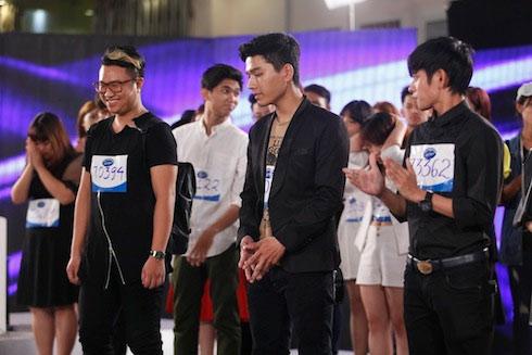 my nhan dau troc bi loai khoi top 10 vietnam idol - 3