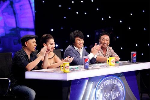 my nhan dau troc bi loai khoi top 10 vietnam idol - 1