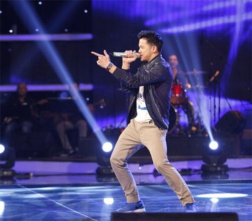 my nhan dau troc bi loai khoi top 10 vietnam idol - 12
