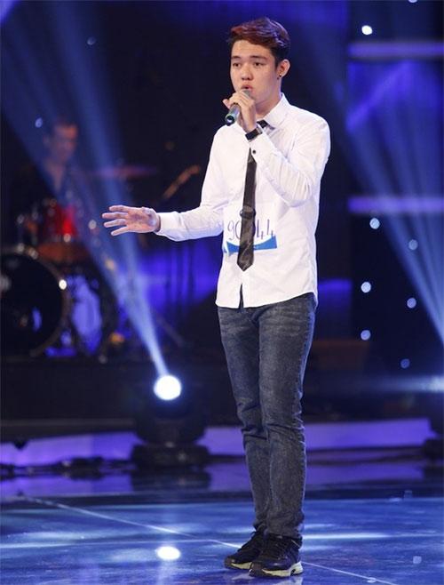 my nhan dau troc bi loai khoi top 10 vietnam idol - 13