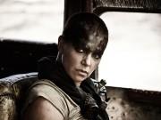 "Phim - Charlize Theron cạo đầu trong ""Mad Max"""
