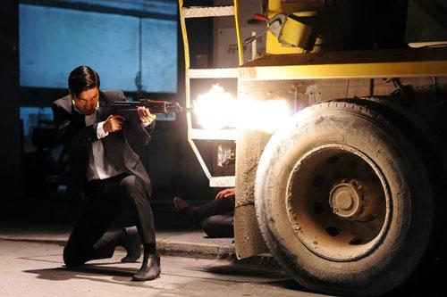 """phim hanh dong han quoc - hong kong """"helios"""" tung trailer kich tinh - 2"""