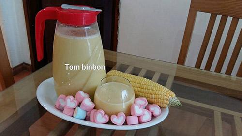 cong thuc sua ngo cho be de lam cua me tom - 7