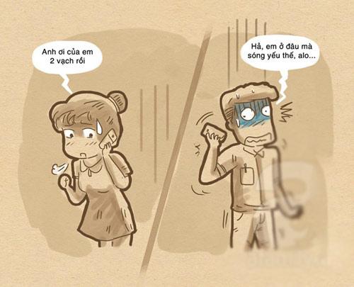 """tin nhan thu ban trai """"em da co thai"""": dua qua gioi han! - 3"""