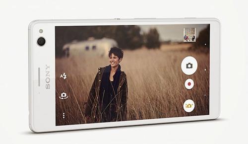 """sony chinh thuc gioi thieu smartphone chuyen """"tu suong"""" xperia c4 - 3"""