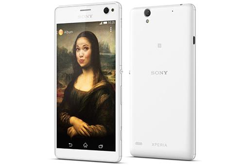 """sony chinh thuc gioi thieu smartphone chuyen """"tu suong"""" xperia c4 - 6"""