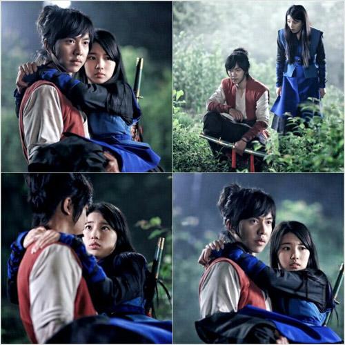 """sao han va nhung nu hon """"khong the nao quen"""" - 3"""
