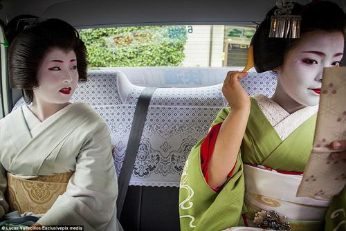 kham pha cuoc song ben trong cua geisha nhat ban - 1
