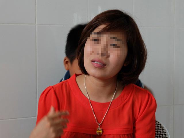 """vu """"be trai bi bao hanh"""": """"toi xich cho chu khong xich con"""" - 2"""