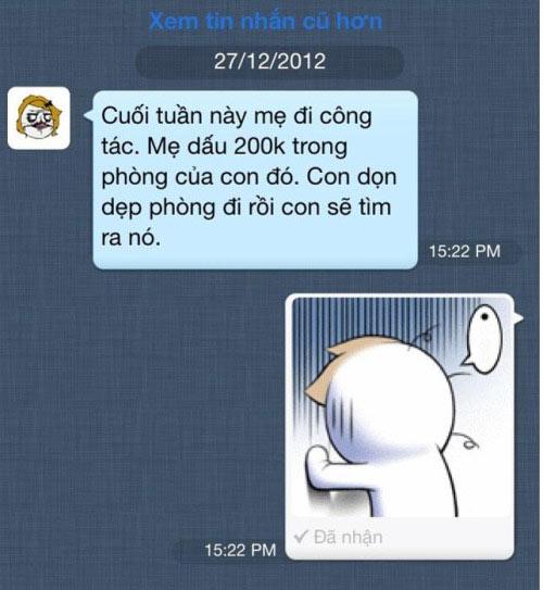 """cuoi bo voi nhung tinh huong cuc """"ba dao"""" cua cac ba me - 1"""