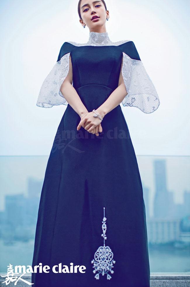 Người đẹp Hà Dĩ Mai của Bên nhau trọn đời bản điện ảnh khoe bộ ảnh mới trên tạp chí Marie Claire số mới nhất.