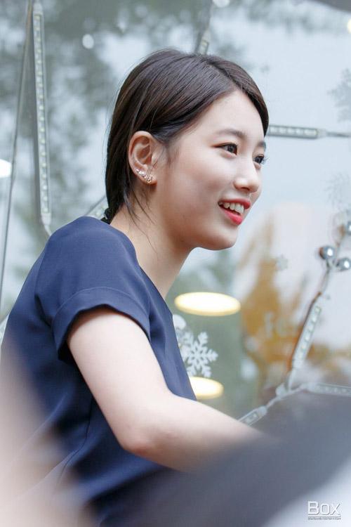 """suzy (miss a) bat ngo """"an gian"""" chieu cao - 3"""