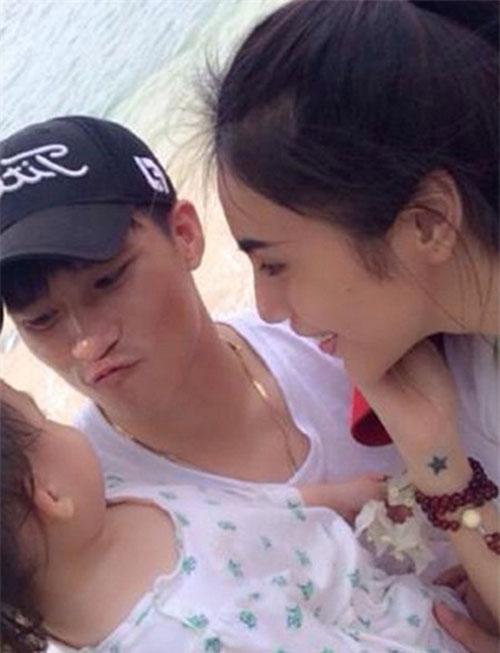 """cong vinh """"he lo"""" con gai khien fan to mo - 1"""