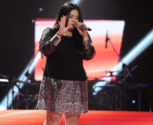"the voice 2015: my tam tro tai ""du"" thi sinh ve doi - 1"