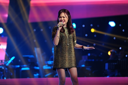 "the voice 2015: my tam tro tai ""du"" thi sinh ve doi - 14"